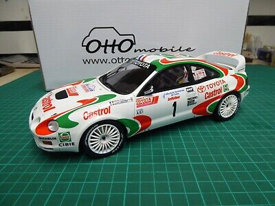 Otto 1/18 Scale Toyota Gt4 St205 Rally Car New Release • 95£