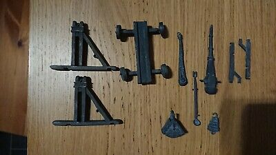 Vintage Dungeon And Dragons, 1980's Job Lot. Trebuchet, Mould And Other Items.  • 7£