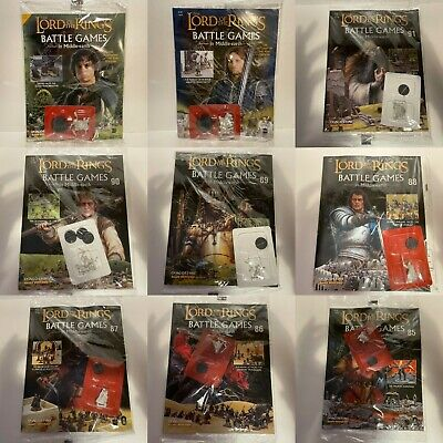 Games Workshop Lord Of The Rings Battle Games In Middle Earth Choose Your Issue • 9.99£