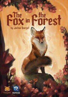 The Fox In The Forest Card Game • 15.35£