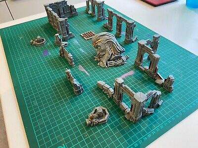 Painted Azyrite Ruins • 75£