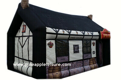 Inflatable Pub Brand New £500 Off The Normal Price 16ftx13ft • 1,679£