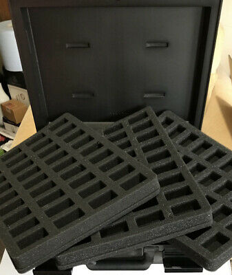 Games Workshop - Warhammer - Carry Case With Foam (2) • 14£