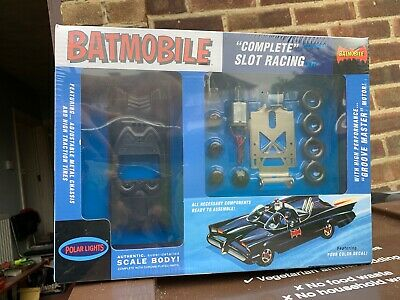 Slot Car Batmobile Kit 1/32nd - *Scalextric Compatible* - Brand New Sealed. • 33£