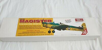 Aerographics Miles Magister Flying Scale Model • 15£