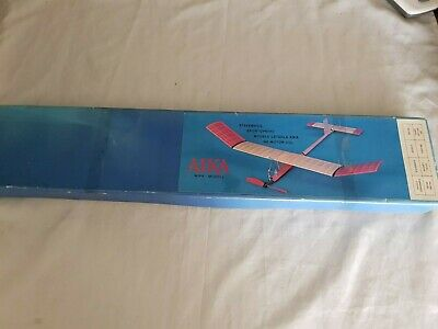 AIKA Sport Model CO2 ARTF Version Made By WIPA Modell #668 - 29.5  Span & Motor • 80£