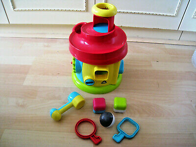 ELC Twist And Turn House With Lots Of Activities • 9.99£