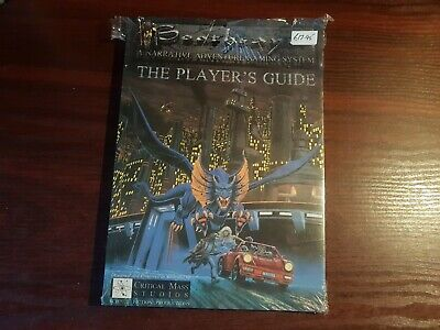 Critical Mass Studios - Soothsayers Players Guide Rpg Book Sealed #6 • 12.64£