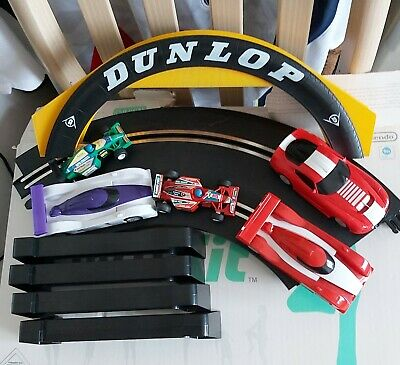 Scalextric Bundle Includes 4 Cars All Tested & Working. • 16.99£