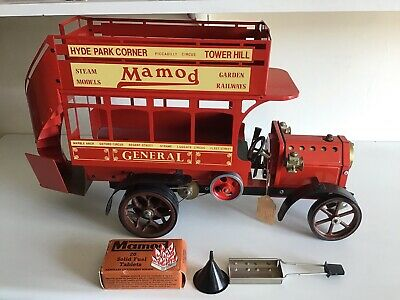 Mamod Live Steam Bus • 650£