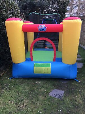 Action Air Kid Bouncy Castle With Electric Pump • 70£
