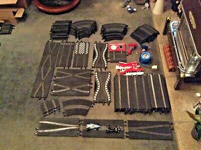 Job Lot Mixed Vintage Bundle Of Scalextric Track And Cars Etc Tested View Photos • 19.99£