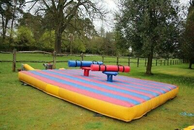 Inflatable Commercial Gladiator Bouncy Castle  • 300£