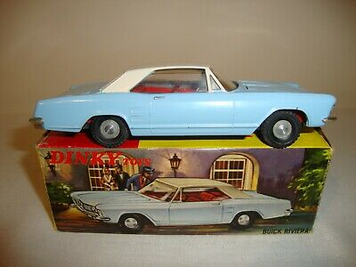 HONG KONG DINKY 57/001 BUICK RIVIERA - EXCELLENT In Original BOX • 160£