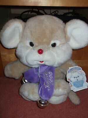 Tweaks 2000 Millenium Cuddly Mouse • 10£