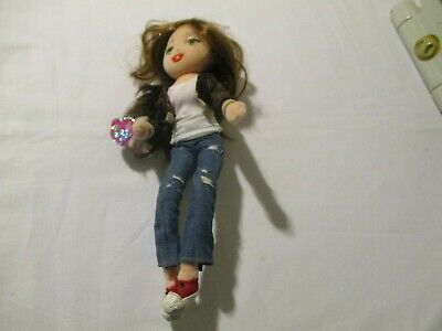 Ty Girlz Cutie Cathy Posable Doll • 4.99£