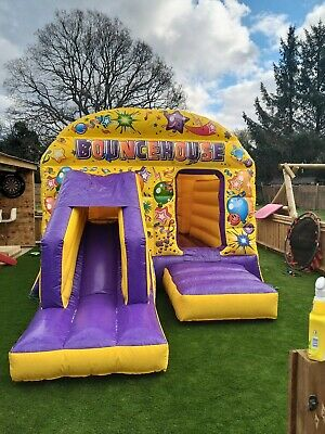 BEE TEE Commercial Bouncy Castle Bounce House 12 X 18ft • 650£