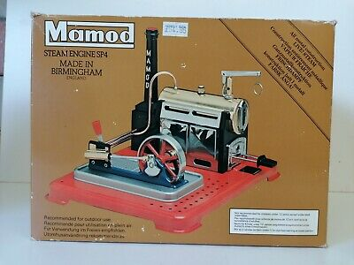 MAMOD Steam Engine SP4. Very Good Condition. • 95£