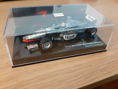 Minichamps F1 1:43 McLaren Mp4/13 1998 D. Coulthard West Full Tobacco Livery  • 47.99£