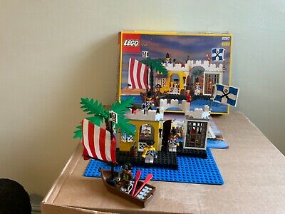 Lego  6267 Lagoon Lock Up, With Box And Instructions • 10£