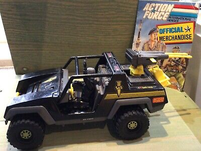 Vintage Palitoy Action Force SAS Panther Vehicle • 11£