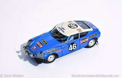 Hand Built 1/32 Scale Resin Body 1971 Citroen DS21 SWB Slot Car By Dave Wisdom • 80£