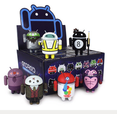 Android Series 3 By Andrew Bell -  Dead Zebra - Now Very Rare • 6.95£