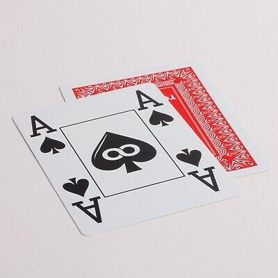 Redtooth Poker Casino Quality Playing Cards With FOUR Jumbo Indexes • 6.70£