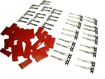 JST BEC Set Male Female Connector 2 Pin Plug X 10 Pairs  • 7£