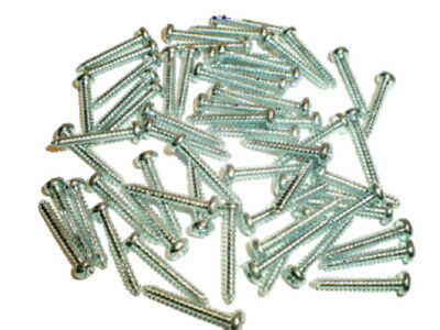Self Tapping Screws 2mm X 16mm Long X 50 Pieces • 4.99£