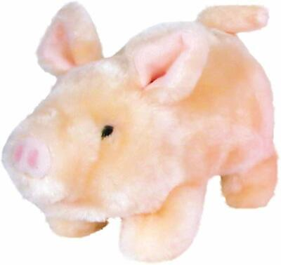 Walking Grunting Oinking Pig With Wiggling Tail And Snuffling Nose • 15.99£