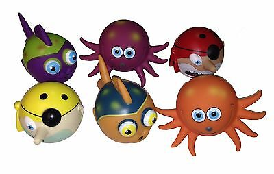 NEW Swimline Squirtles Water Squirt Toys For Bath Pool Outdoors Beach Kids Fun • 9.38£