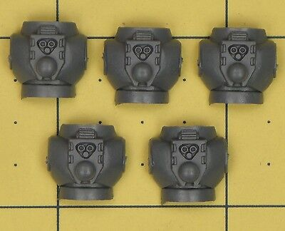 Warhammer 40K Space Marines Command Squad Torso Backs • 1.50£