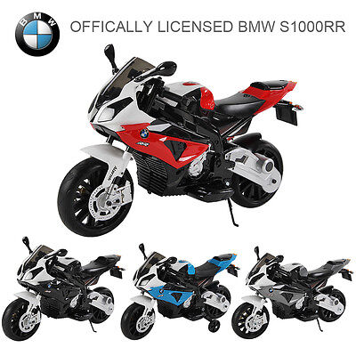 BMW S1000RR Motorbike Electric Ride On 12v Kids Bike Official Licensed BMW Bikes • 156.99£
