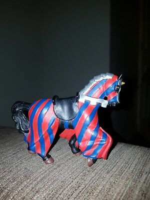 Papo 2000 Medieval Knight's Horse • 5£