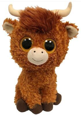 TY Beanie Boo - Angus The Highland Cow - Medium - Limited Edition  • 14.95£