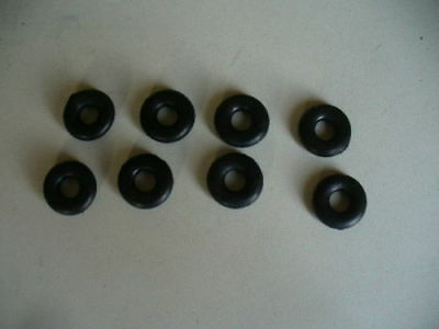 Replacement Minic / Triang Tyres Pack Of 8 By  K & R Replicas • 3.50£