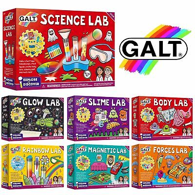 Galt Science Lab Experiment Kit, 11 To Choose From, Early STEM Learning With Fun • 15.99£
