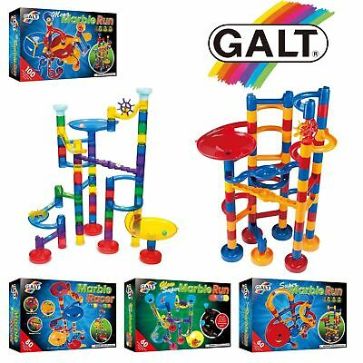 GALT Marble Run - Classic, MEGA, Glowing, Junior - 7 To Choose From!  • 29.99£