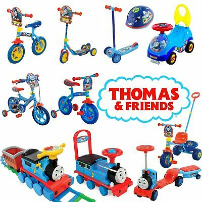 Thomas The Tank - Range Of Models - Trike, Scooter, Bike, Ride On And More! • 22.99£