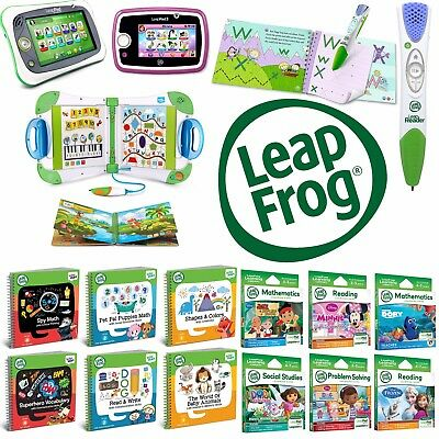 Leapfrog LeapPad LeapStart LeapReader - Over 70 To Choose From • 11.99£