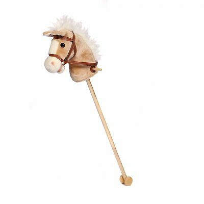100cm Childrens Kids Toy Hobby Stick Horse With Galloping & Neighing Sound • 19.99£
