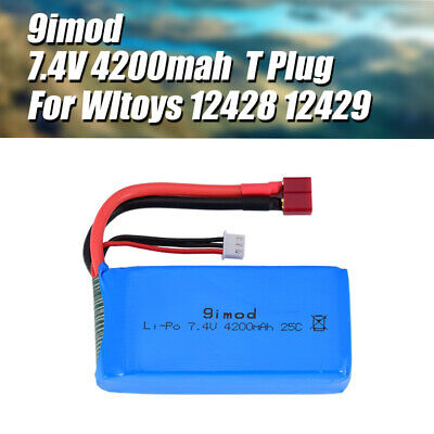 UK Stock 7.4V 5400mAh 10C LiPo Battery For Hubsan X4 Pro H109S Remote H109S-40 • 19.14£