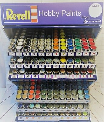Model Kit Paint Revell 14ml Enamel Paints Choose Single, 5 Or 10 Colours Colors • 10£