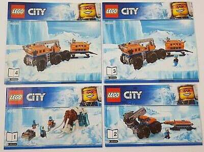 ~~lego City 60195 - Instruction Manuals Only • 9.99£