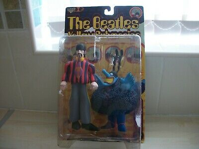 McFarlane Toys The Beatles 7  Action Figure - Ringo With Blue Meanie (BNIB) • 55£