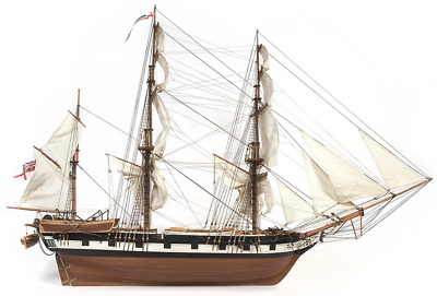 Occre HMS Beagle 1:60 Scale Wooden Period Ship Kit 12005 • 113.99£