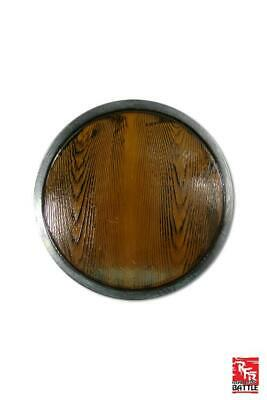 Foam Latex RFB Wood Effect Sheild Perfect For LARP Cosplay Costume & Safe Play • 53£