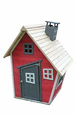 Childrens Outdoor Wooden Garden Wendy Play House • 269.99£
