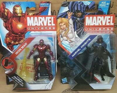 Marvel Universe Iron Man And Marvel Knights Brand New • 24.95£